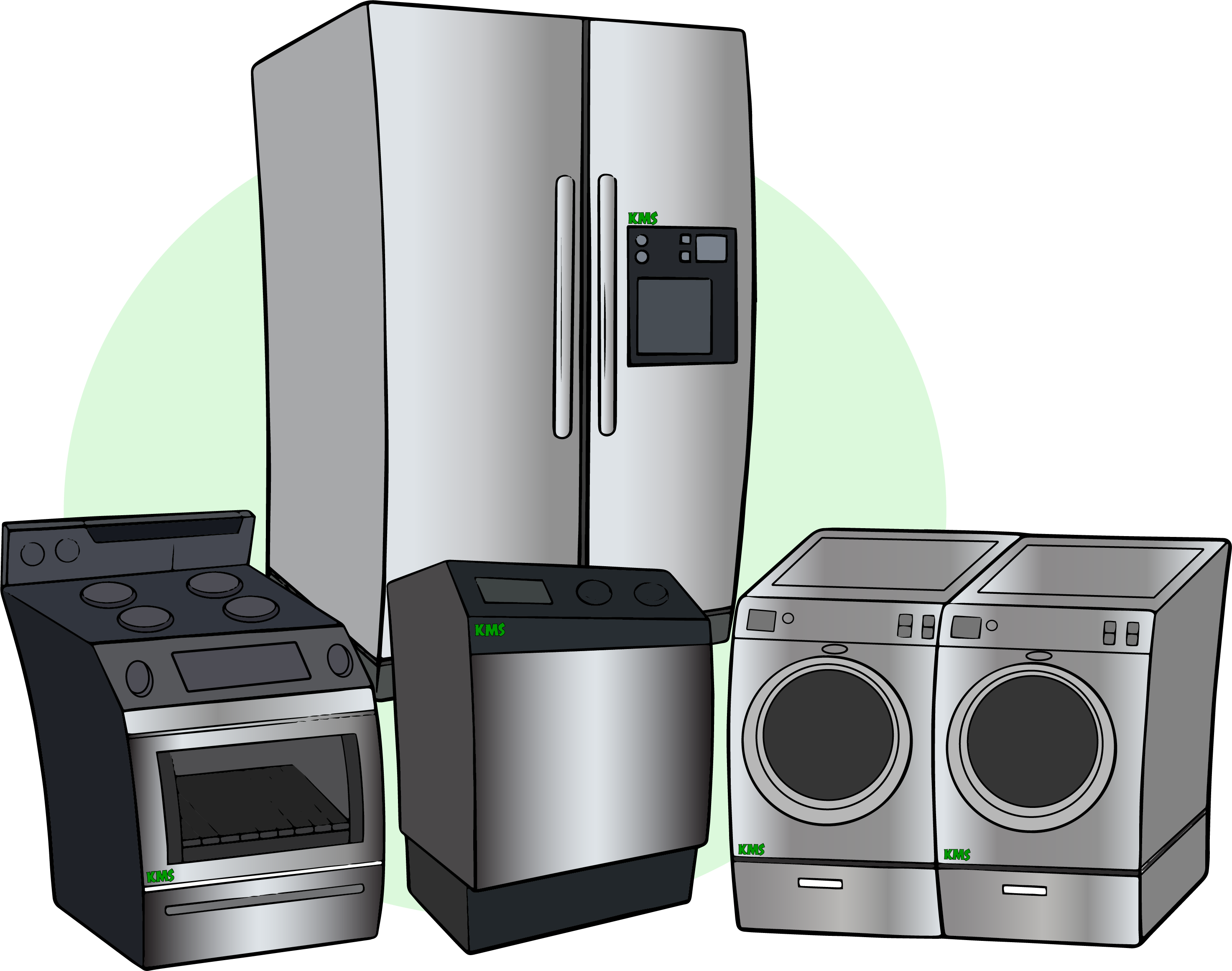 Dishwasher Repair & Parts Montreal and Laval
